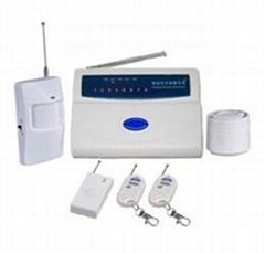 Auto-dial Alarm System