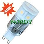 G9 frosted 5050SMD 360 degree led G9 light