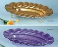 玻璃工藝果盤 3