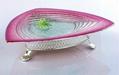 玻璃工藝果盤