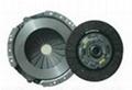 Clutch Cover and Clutch Disc