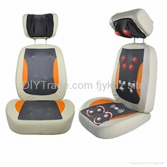 Automatic Shiatsu Kneading Thermo Massage Cushion with Heat