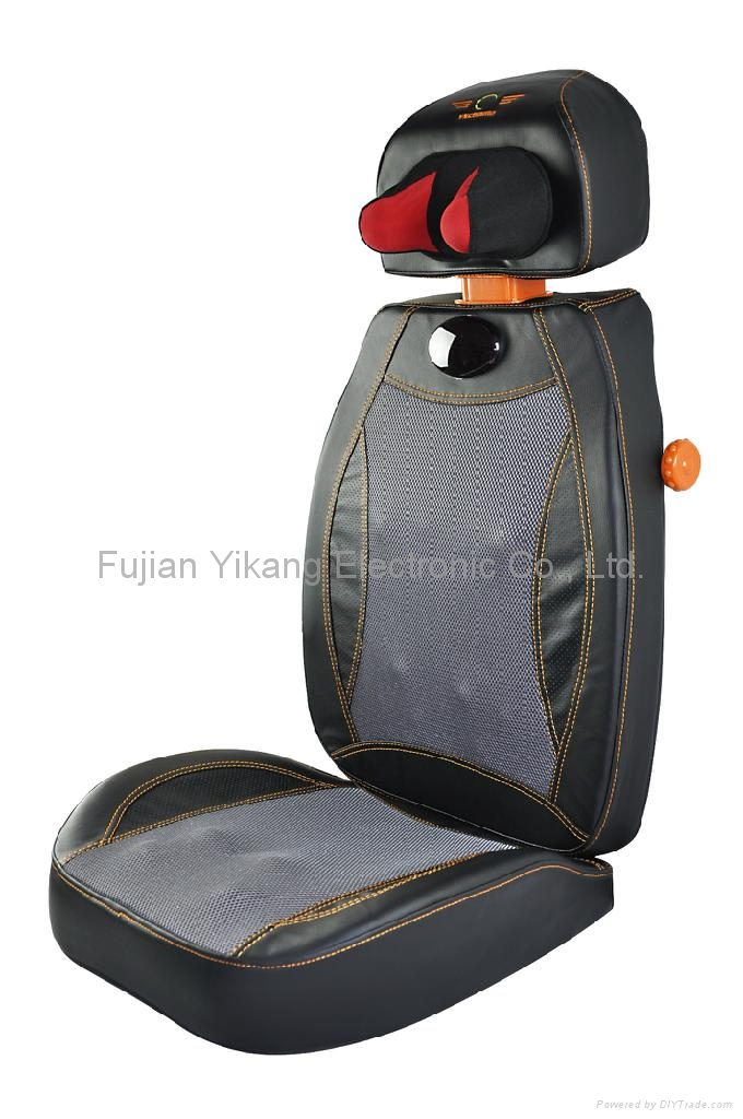 Luxury Intelligent Infrared Full Body Shiatsu Massage Cushion 1