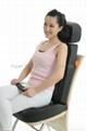 Luxury Intelligent Infrared Full Body Shiatsu Massage Cushion 4