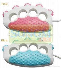 2013 New USB Mini Vibrating Finger Massager