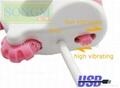2013 New USB Mini Vibrating Finger Massager 5