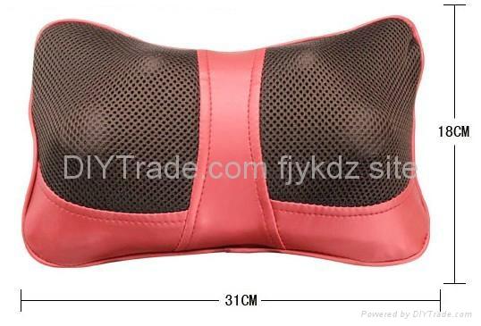 Home & Car Use Shiatsu Massage Cushion with Heat 2