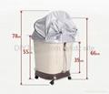 Ozone Foot Bath Massage with PTC Heating 1