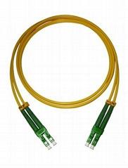 Fiber Optic Patch Cord (LC-LC-3M-DX-APC)