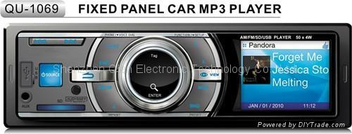 Universal Type car MP3 player 5