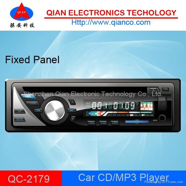 1 din car CD player with USB AUX INQC-2179 1