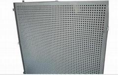 Perforate Hole Aluminium Composite Panel