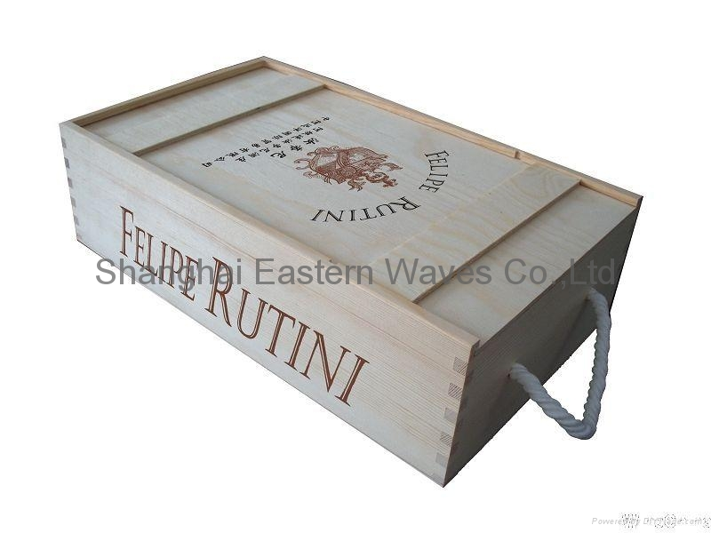 wooden wine box 5