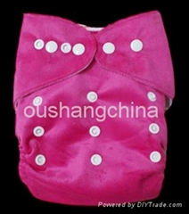 Wholesale+eco-friendly baby diaper cover/cloth nappies with snap