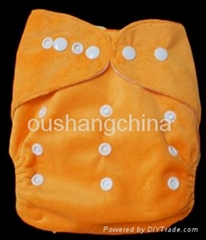 Wholesale+reusable baby diaper cover/cloth nappies in fashion
