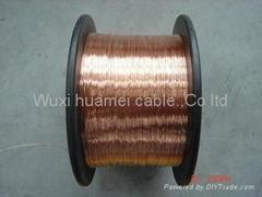bare stranded wire CCA wire