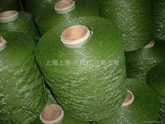 PE PP抗老化人造草絲專用綠色母粒