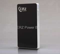 4500mAh Power Bank Re-chargeable Backup Emergency Battery for iPhone/iPad/iPod