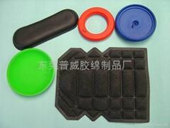 EVA cold-pressure toys