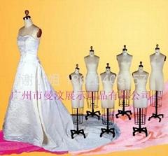 婚紗禮服試衣立裁人台