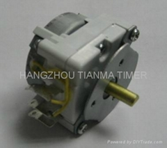 timer with motor