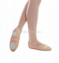 Dttrol Split Straight Sole Soft Pig Leather ballet shoes (D004703)