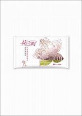 Skin Care Wet Wipe Mono-Sheet Tape
