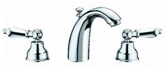 Widespread Lavatory Faucet(cUPC)