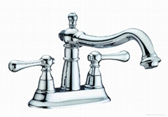 Two-handle Lavatory Faucet(cUPC)