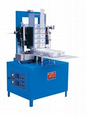 Automatic Sealing Cardboard Box Machine