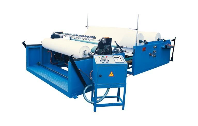 Cutting and Rewinding Machine  1