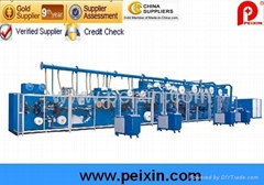 Semi-Servo Control Sanitary Napkin Production Line