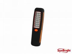 SynBright 24PCS LED SEMI-ROUND LED