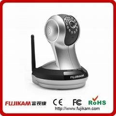 带WIFI的无线网络摄像机