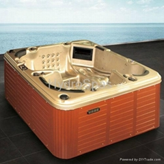 hot sale outside 5 Persons SPA / Whirlpool / Jacuzzi / Bathtub HY611