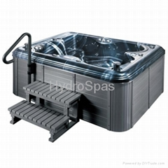 new outdoor spa, hot tub HY615