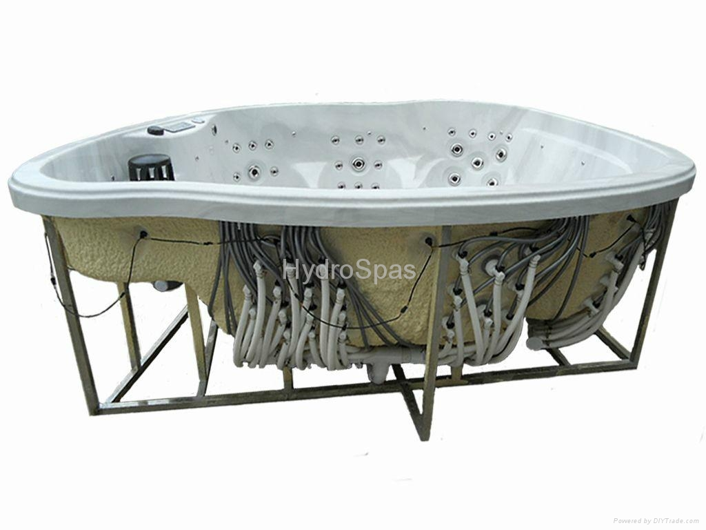 whirlpool, hottub, outdoor spa, jacuzzi HY631 - Hydro (China ...