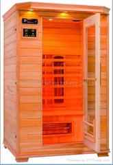 luxury household sauna room for 2 persons SR106