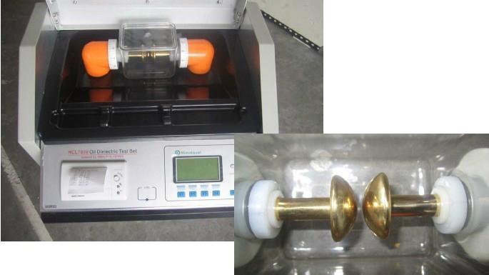 Lastcheck Transformer Tester : Oil dielectric test set transformer insulating tester