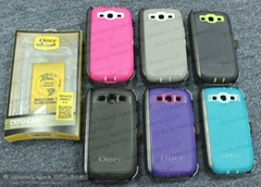 Best sell Otterbox for s3 phone case TPU case as defender for galary 3   (Hot Product - 2*)