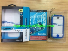 Best griffin waterproof case for iphone 4s with high quality