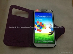 Hot sellings mobile phone samsung S4 I9500 phone MTK6589 5.0 inch