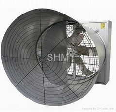 poultry equipment of cone fan