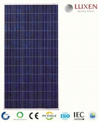 295w poly solar panel