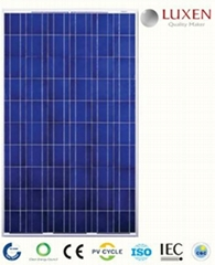245w poly solar panel