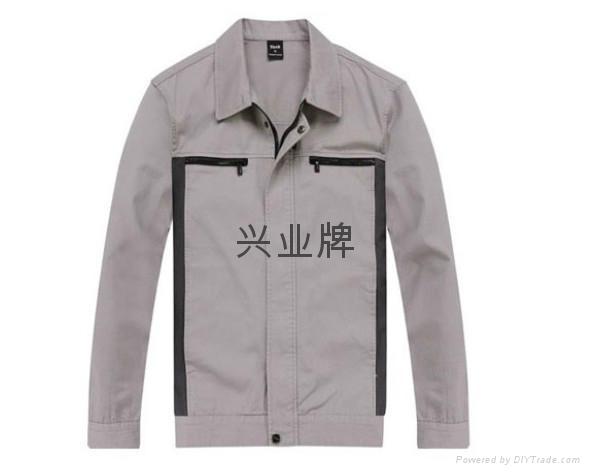 工廠工衣 3