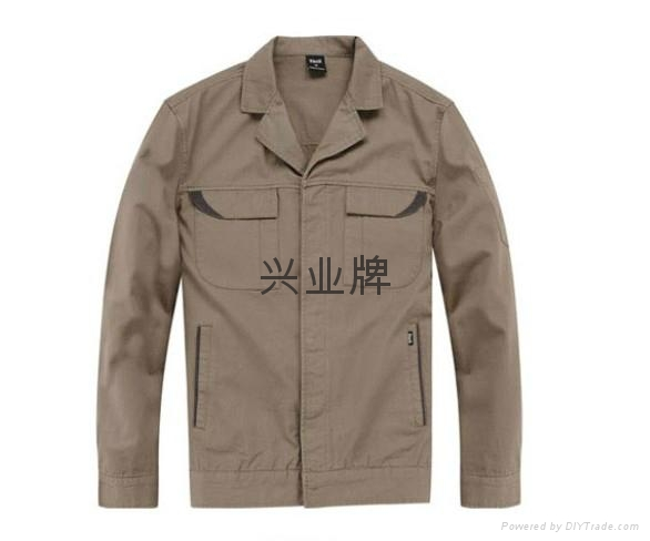 工廠工衣 1