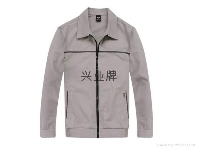 冬季工衣 1