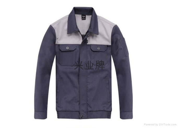 冬季工衣 2