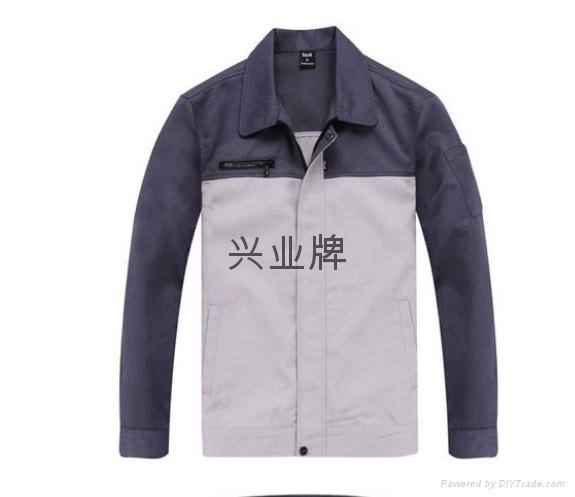 冬季工衣 4